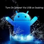 Turn on internet on PC using Android Hotspot
