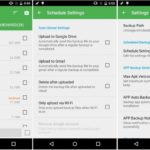 Backup android contacts, Message to Google gmail or Local card