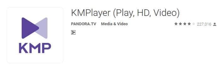 KMPlayer video editing apps for slow motion maker
