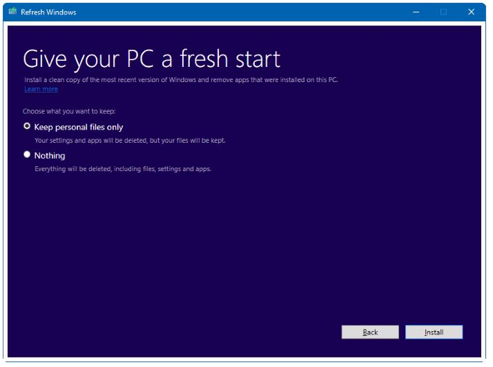 Clean windows 10 and increase speed