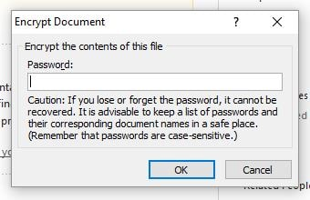 4 remove password in MS Excel 2010
