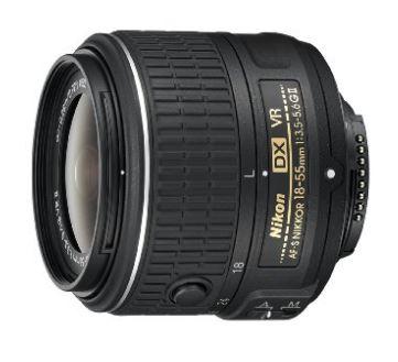 3 Nikon AF-S DX 18-55mm NIKKOR