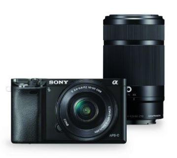1 Mirrorless-Digital camera