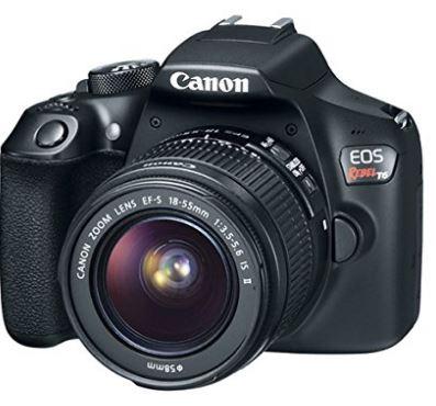 3 Canon-T6-Digital camera