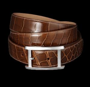 cartier-crocodile-leather-and-palladium-belt