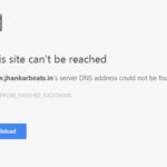 DNS Problem for website fixed