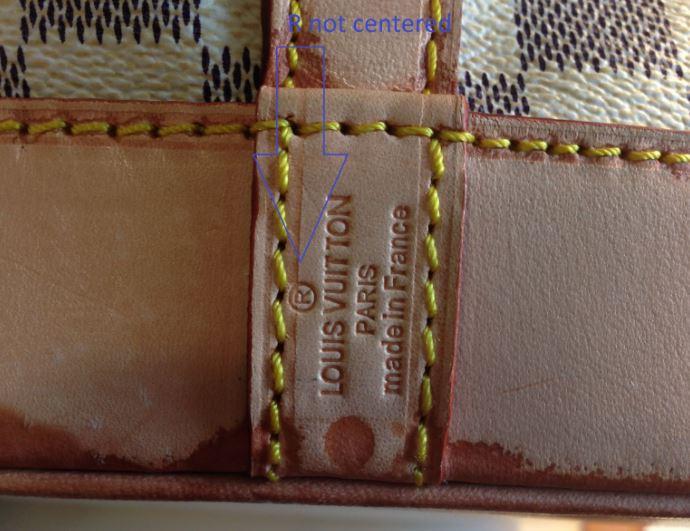 Louis Vuitton handbags r-cutting