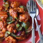 chilly garlic chicken