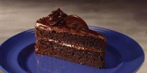Yummiest Chocolate cake