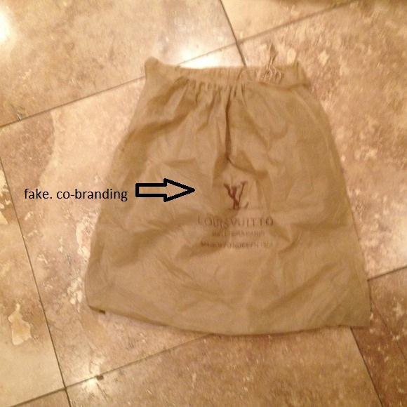 dustbag fake Louis vuitton handbags