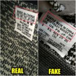 fake inside adidas yeezy