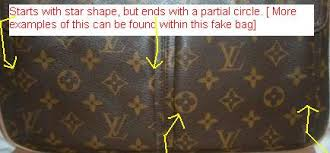 misaligned pattern Louis Vuitton handbags