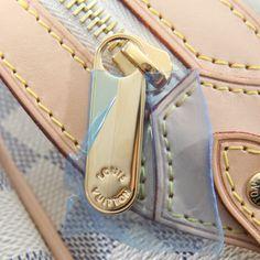 Louis Vuitton handbags plastic on metal