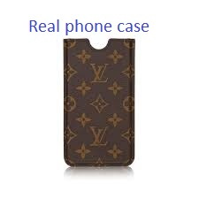 real louis vuitton phone case