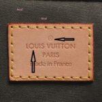 stamping real for Louis Vuitton handbag