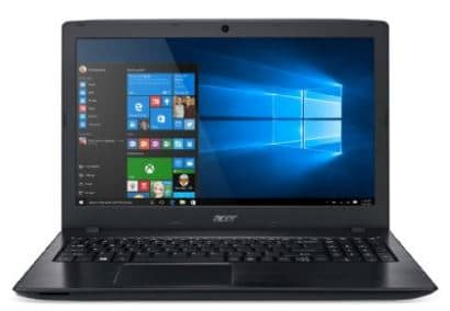 1 ACER Best laptop for engineering students 2017