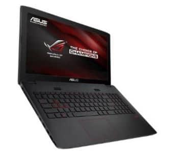 1 ASUS ROG GL552VW-DH74 gaming laptop 2017