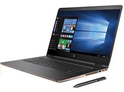 1 HP-Spectre-x360-Convertible-i7-7500U 15.6 inch