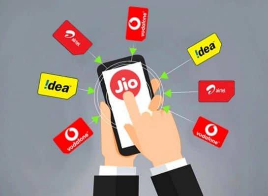 1 Reliance Jio Portability from Idea Vodafone Airtel BSNL