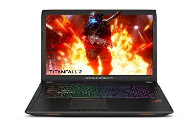 2 ASUS ROG Strix GL753VD laptop for gaming
