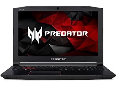 2 Predator Acer gaming laptop