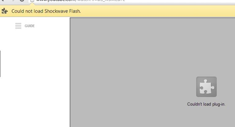 CHROME TÉLÉCHARGER GRATUIT GOOGLE FLASH SHOCKWAVE CRASHED HAS
