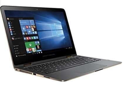 4 Refurbished HP Spectre x360 laptop