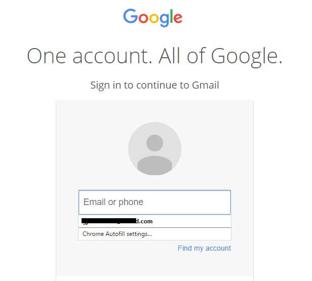 4 Remove autofill entries and suggestion in google chrome