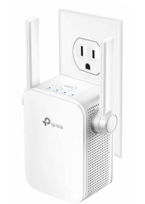 4 TP Link Dual Band WiFi Range Extender