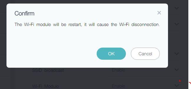5 Restart and Change password