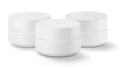 7 Google WiFi system for home network