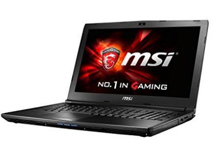 7 MSI Gaming laptop 2017