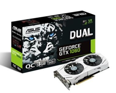 1 ASUS-GeForce-Dual-Fan-Graphics card 2017