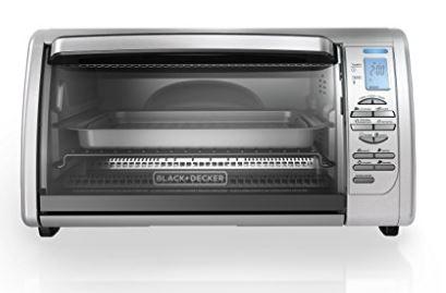 1 BLACK+DECKER toaster oven in 2017