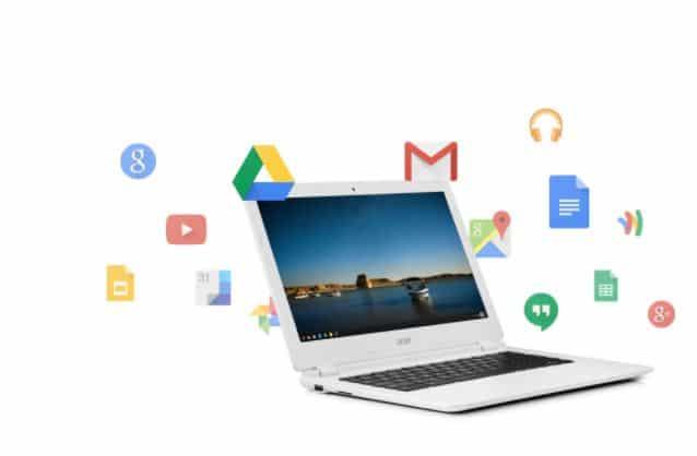 How to take a screenshot on Chromebook Acer, HP: Print screen