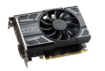2 EVGA-GeForce Graphics card