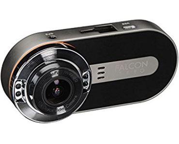 2 FalconZero dash cam camera for car