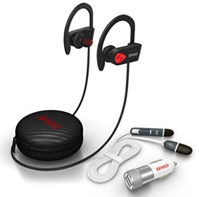 2 SENSO Bluetooth Headphone