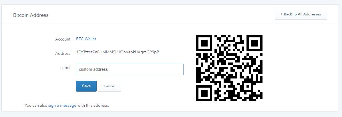 5 create bitcoin address for Buy and sell bitcoin