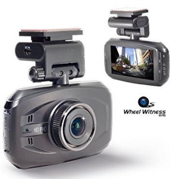 5 WheelWitness Dash cam
