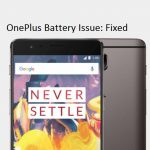 1 Oneplus battery problem fixed on android