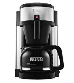 5 BUNN Coffee Maker under 150