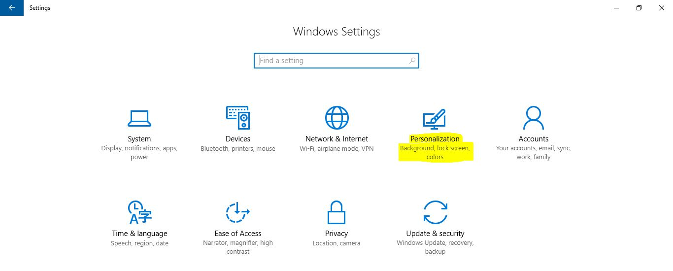 How to change the login screen background in Windows 10, Desktop or PC