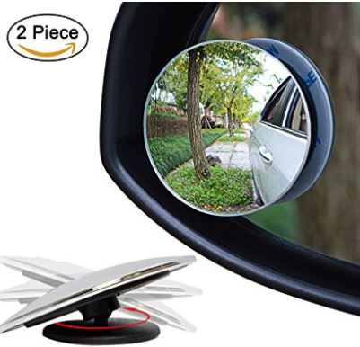 1 Ampper Blind Spot Rear Mirror for Car and Motercycle