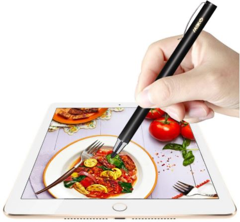 2 MEKO-Rechargeable-Tip-Perfect-Handwriting-Tablets-Black