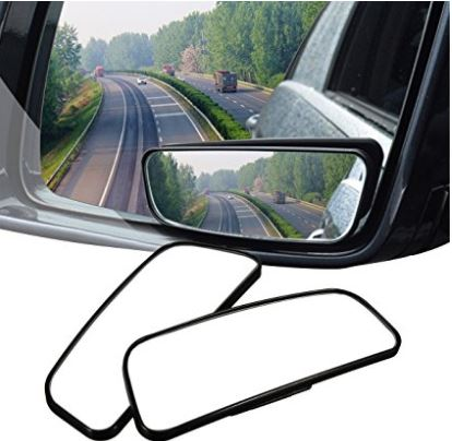 2 Square Blind spot mirror for Vehicle