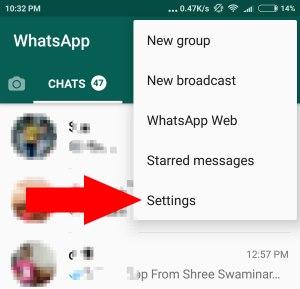 2 WhatsApp Settings