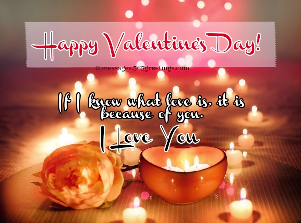3 valentine day wishes for husband