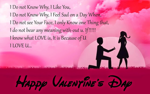 3 valentine day wishes for wife
