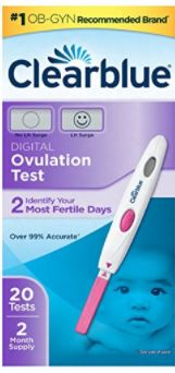 4 best preganancy test clearblue
